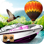 VR Crazy Boat Adventure 1.1 Apk