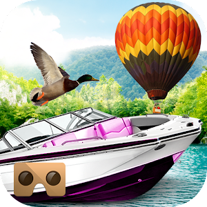 VR Crazy Boat Adventure for Android