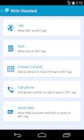 Screenshot of NFC Basic