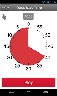 Time Timer for Android - screenshot thumbnail