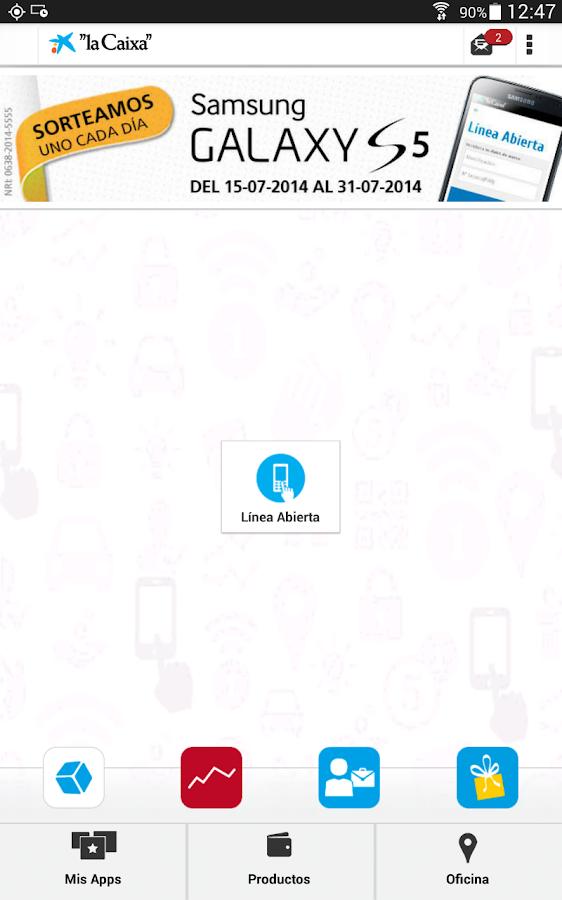 La caixa aplicaciones de android en google play for La caixa oficinas zaragoza