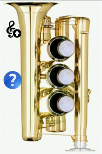Trumpet blow