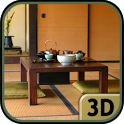 Escape 3D: Tea Room icon
