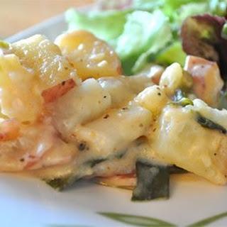 Grilled Potato Casserole