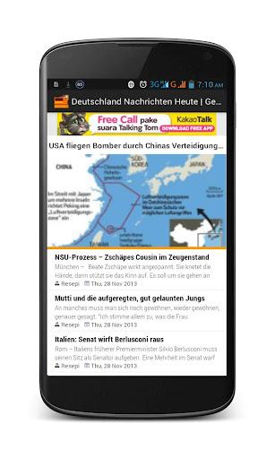 Germany News