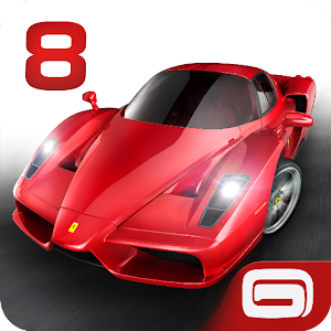 Asphalt 8: Airborne v1.8.1d Mod APK (Unlimited Money)