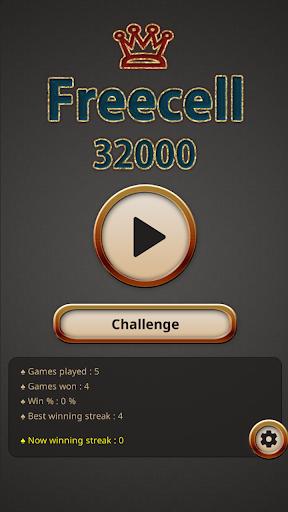 freecell mania 32000