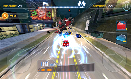 瘋狂飆車3D