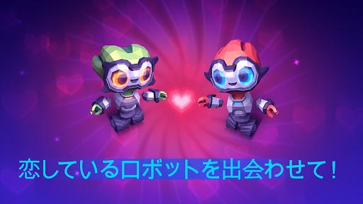 無料解谜AppのRobots Need Love Too|記事Game