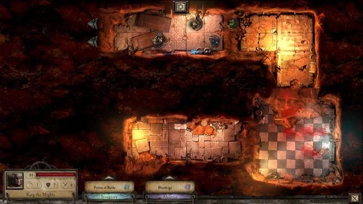 Warhammer Quest- screenshot