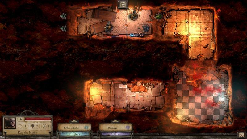 Warhammer Quest APK Mod 1.1.0 (Unlimited Money & Unlocked) - screenshot