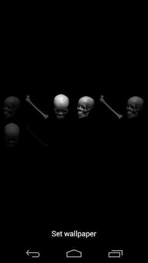 sC wallpapers - skulls