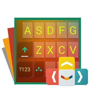 ai.type Rainbow Color Keyboard LOGO-APP點子