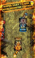 Screenshot of A CONSTRUCTION Kid Racing Game