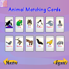 Animal Matching Cards icon