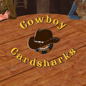 Cowboy Cardsharks Hold'em FREE for PC and MAC