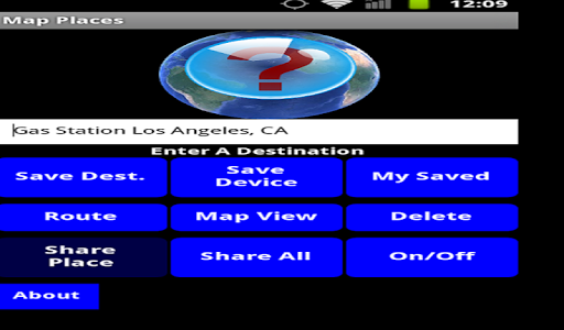 Map Places Pro