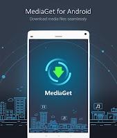 Screenshot of MediaGet - torrent client