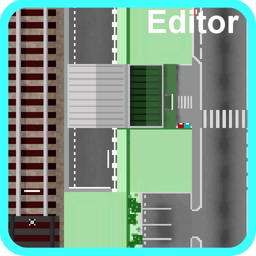 掌内鉄道 エディター 休閒 App LOGO-硬是要APP