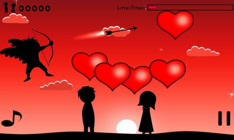 Cupidon Free - screenshot