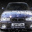 BMW E36 Drop Live Wallpaper logo