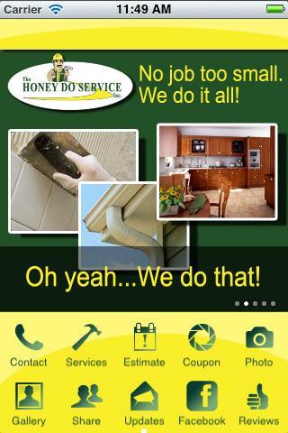 Honey Do Services