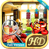 Party House Free Hidden Object