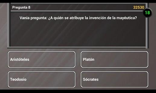 El Preguntón Trivia - screenshot thumbnail