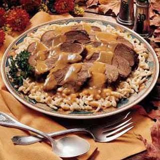 Venison Pot Roast Recipe