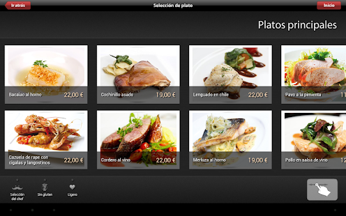 Vinipad Wine List & Food Menu - screenshot thumbnail