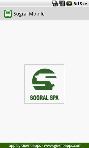 gBus SOGRAL Mobile