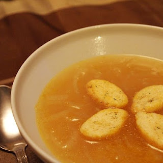 Easy Onion Soup.