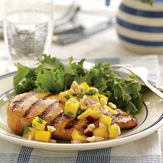 Macadamia-Mango Chicken