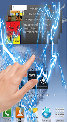 Electric Screen Touch