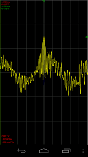 Oscilloscope Pro- screenshot thumbnail