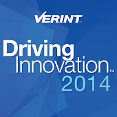 Verint Driving Innovation 2014