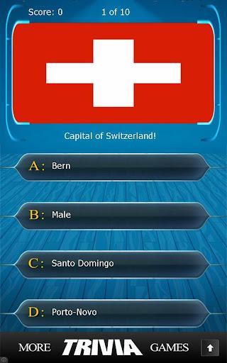 Name that Capital Trivia