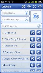 Smart Places Checkin Key - screenshot thumbnail