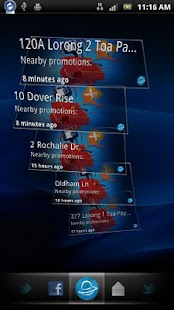 ShowNearby™ Timescape™- screenshot thumbnail