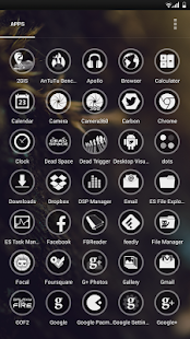 Circle icons (Apex/Nova)- screenshot thumbnail