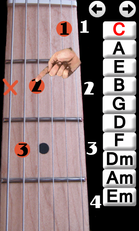 Guitar guitar tabs lessons for beginners : Guitar Chords Lessons - Android Apps on Google Play