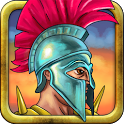 Spartan Warrior Defense icon