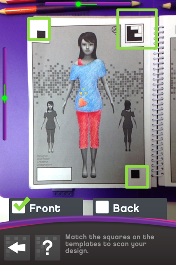 Show How To To Design Dresses Free Online Crayola Virtual Fashion Show