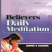 Believers Daily Meditation