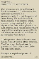 Screenshot of Within You is the Power
