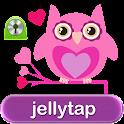 Cute Love Owls Theme Go Locker icon