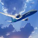 Boeing 787 icon