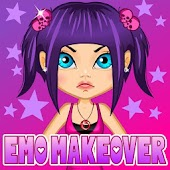 Dress Up! Emo Girl Makeover