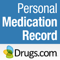 Personal Medication Record icon