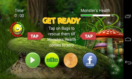 Battle - Monster vs Bugs